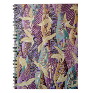 Oriental Design Notebook