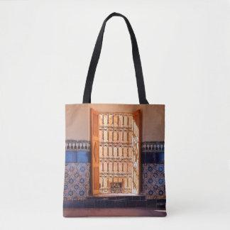 Oriental designed bag
