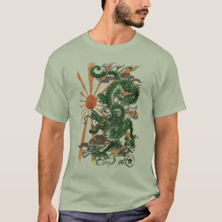 Oriental Dragon T-Shirt