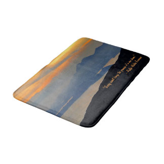 Oriental Evening Mist Bath Mat