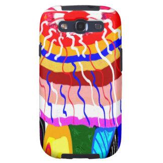 Oriental Festive Decorations Galaxy S3 Cases