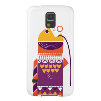 Oriental Fish Galaxy S5 Cover