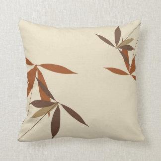 Oriental Floral Decor Pillow