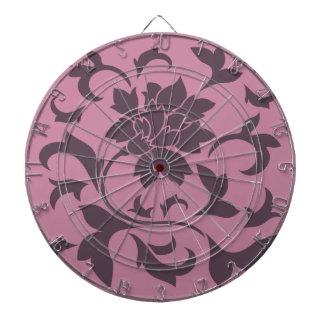 Oriental Flower - Cherry Chocolate & Strawberry Dartboard