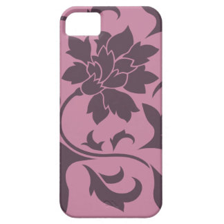 Oriental Flower - Cherry Chocolate & Strawberry iPhone 5 Cover