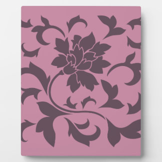 Oriental Flower - Cherry Chocolate & Strawberry Plaque