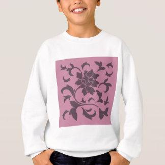 Oriental Flower - Cherry Chocolate & Strawberry Sweatshirt