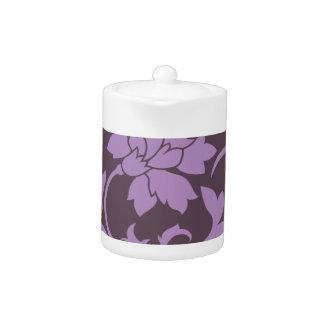 Oriental Flower - Lilac & Cherry Chocolate