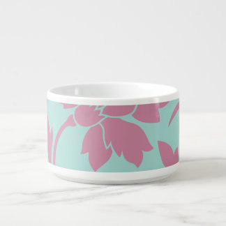 Oriental Flower - Limpet Shell Circular Bowl