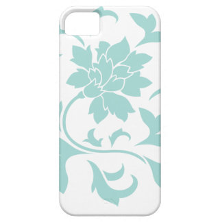 Oriental Flower - Limpet Shell Circular Pattern iPhone 5 Cover