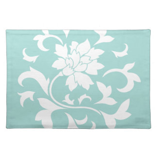 Oriental Flower - Limpet Shell Placemat