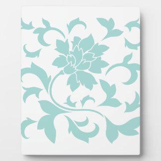 Oriental Flower - Limpet Shell Plaque