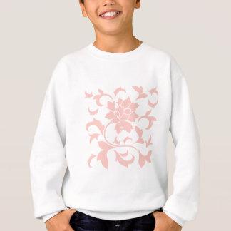 Oriental Flower - Rose Quartz Sweatshirt
