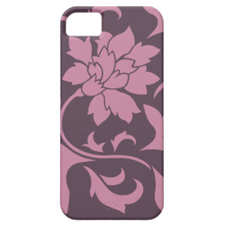 Oriental Flower - Strawberry Cherry Chocolate iPhone 5 Covers