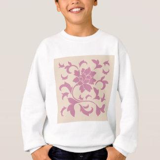 Oriental Flower - Strawberry Latte Sweatshirt
