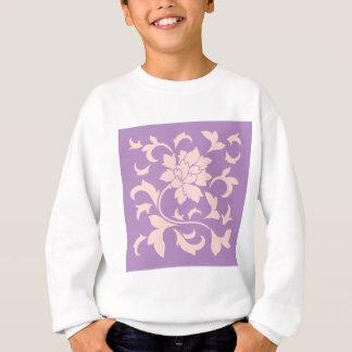 Oriental Flower - Strawberry Lilac Sweatshirt