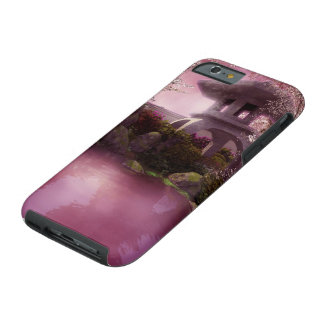 Oriental Garden Tough iPhone 6 Case