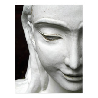 Oriental Goddess Postcard