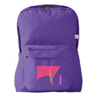 Oriental Guest Room Backpack