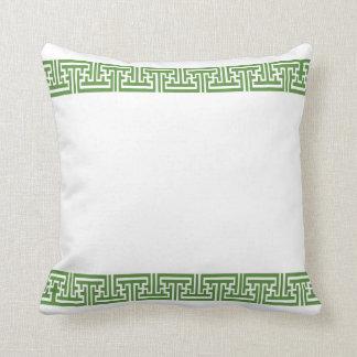 Oriental Japanese Style Throw Pillow