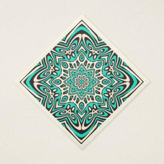 Oriental Kaleido 5 Paper Napkins
