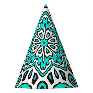 Oriental Kaleido 5 Party Hat
