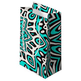 Oriental Kaleido 5 Small Gift Bag