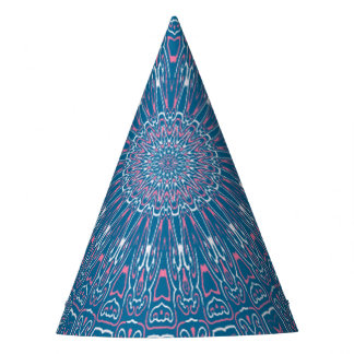 Oriental Kaleido 6 Party Hat
