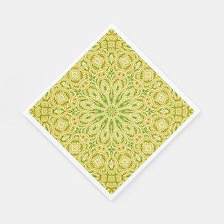 Oriental Kaleido 7 Paper Napkin