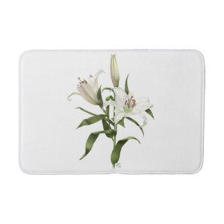 Oriental Lily - Siberia Bath Mat