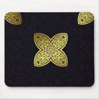 Oriental mousepad with ornamental design
