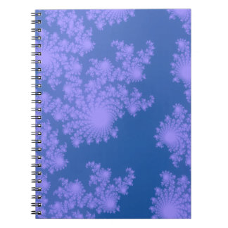 Oriental Pleasure Blue Notebook