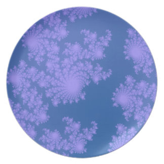 Oriental Pleasure Blue Plate