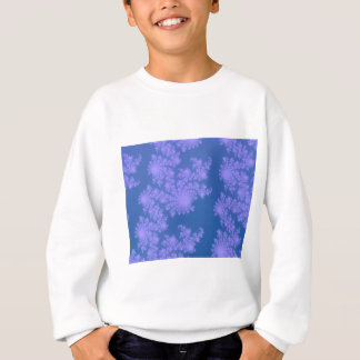 Oriental Pleasure Blue Sweatshirt