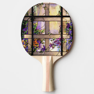 Oriental Poppy Flowers Floral Paddle Ping-Pong Paddle