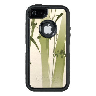 Oriental style painting, bamboo branches 2 OtterBox iPhone 5/5s/SE case
