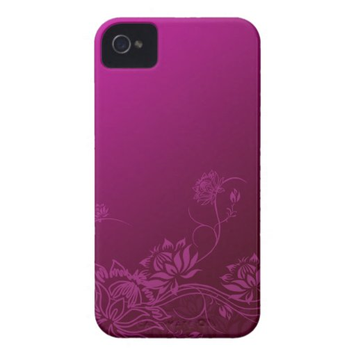 Oriental Swirl BlackberryCurve case Blackberry Cases