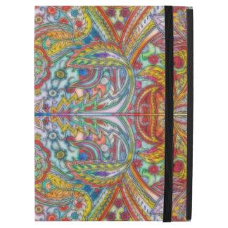 "Oriental Watercolor Pattern IV + your ideas iPad Pro 12.9"" Case"