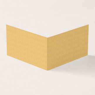 Orientation: Folded Horizontal Book Don't be like Business Card