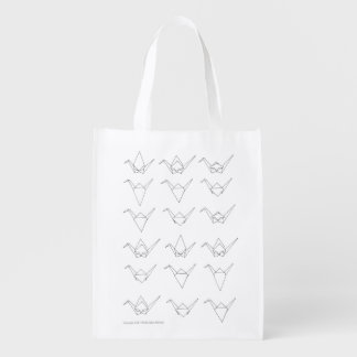 Origami Paper Crane Bag