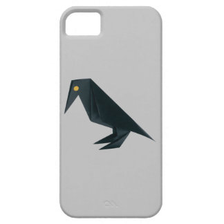 Origami Raven iPhone 5 Cover