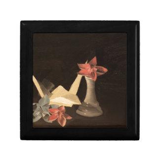 Origami Still Life Gift Box