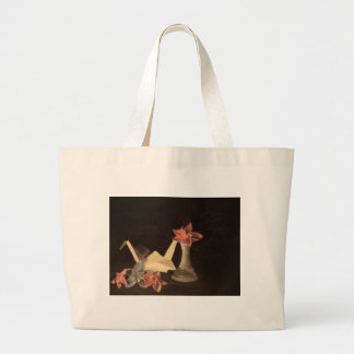 Origami Still Life Large Tote Bag