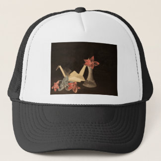 Origami Still Life Trucker Hat