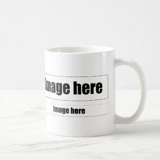 Origami Text Coffee Mug