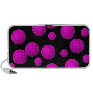OrigAudio Doodle 2.0 Speakers polka-Dot