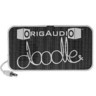 OrigAudio™ Doodle Custom Speaker