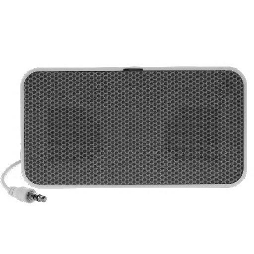 OrigAudio™ Doodle Hexagonal Speaker