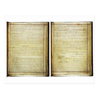 ORIGINAL 14th Amendment U.S. Constitution Postcard
