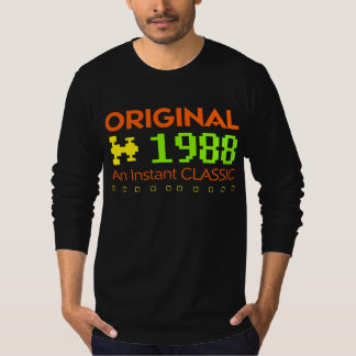 ORIGINAL 1988 An Instant CLASSIC Birthday Tee